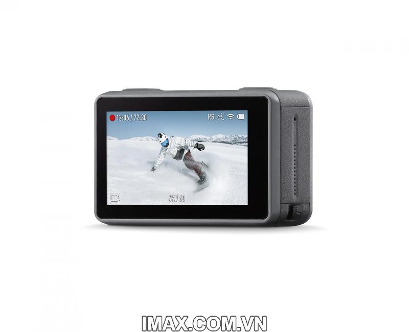 Combo DJI Osmo Action + bộ phụ kiện 30 in 1 + Thẻ nhớ 64gb quay 4k 7