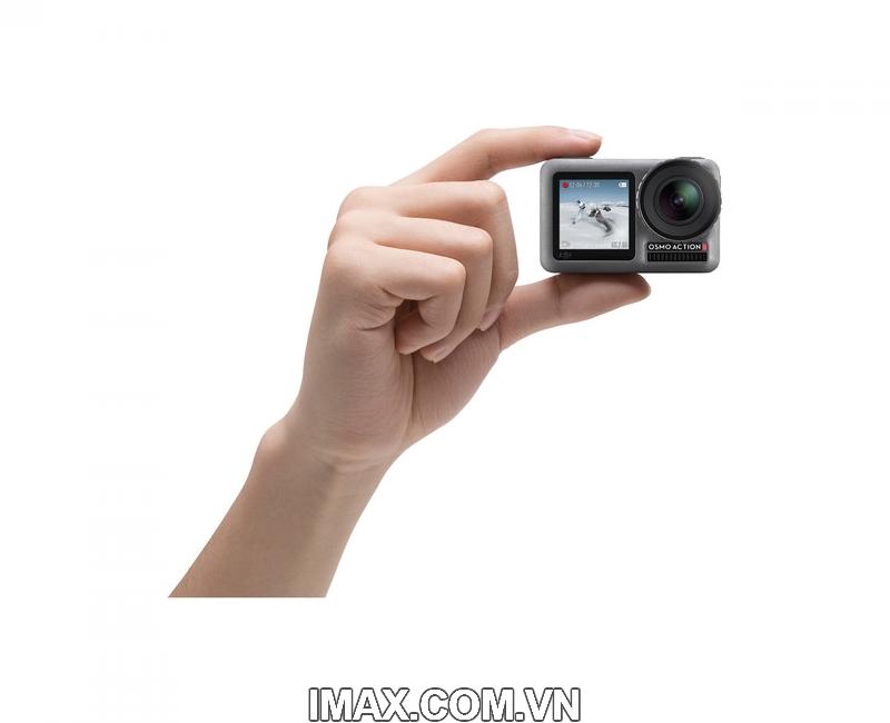 Combo DJI Osmo Action + bộ phụ kiện 30 in 1 + Thẻ nhớ 64gb quay 4k 12