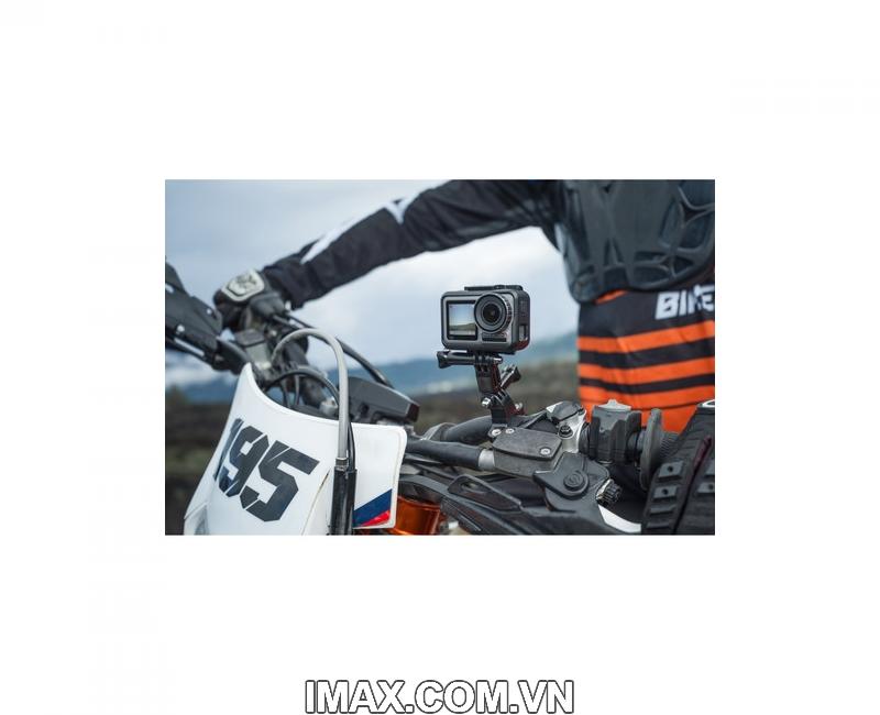 Combo DJI Osmo Action + bộ phụ kiện 30 in 1 + Thẻ nhớ 64gb quay 4k 30