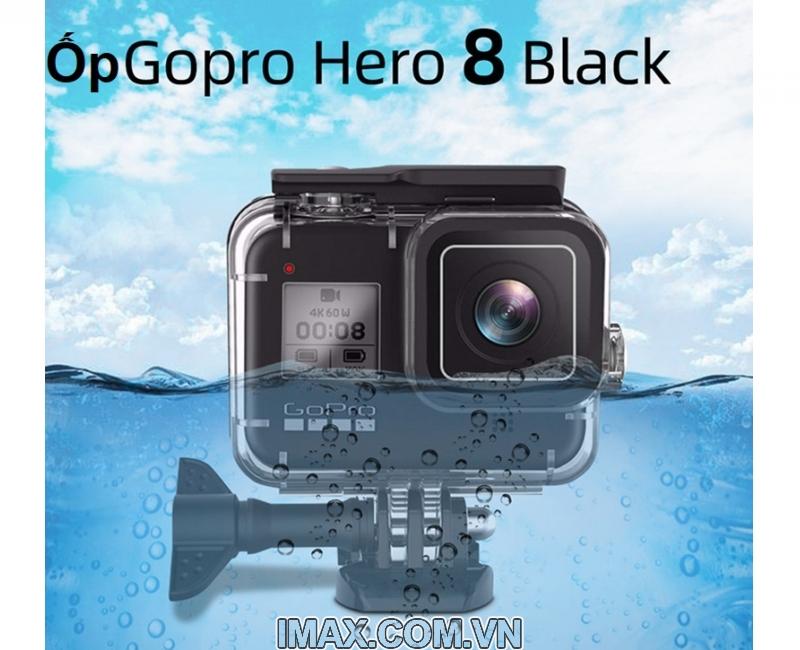 Ốp chống nước for Gopro Hero 8 Black 1