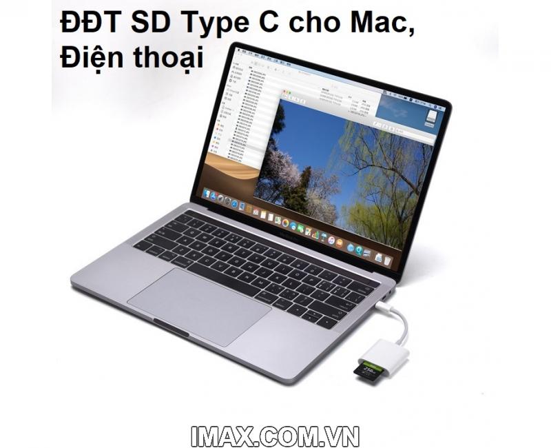 Đầu đọc thẻ SD Type C cho Mac, Điện thoại 4