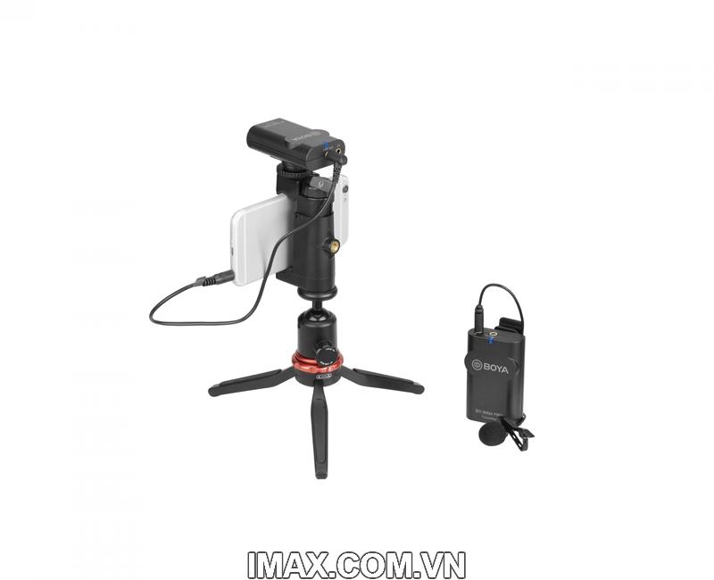 Micro thu âm không dây Boya BY-WM4 Pro-K1 2