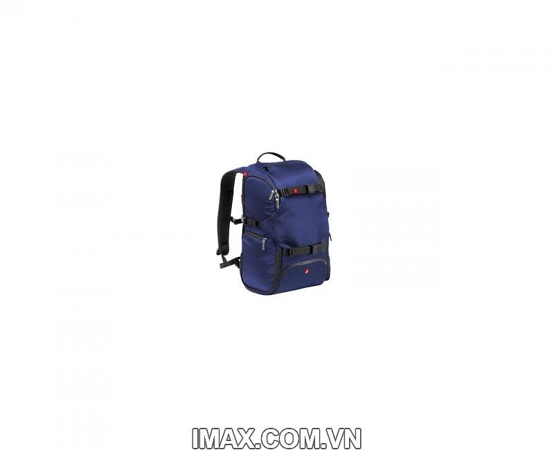 Ba lô máy ảnh Manfrotto Travel Backpack (Màu Xanh) 1
