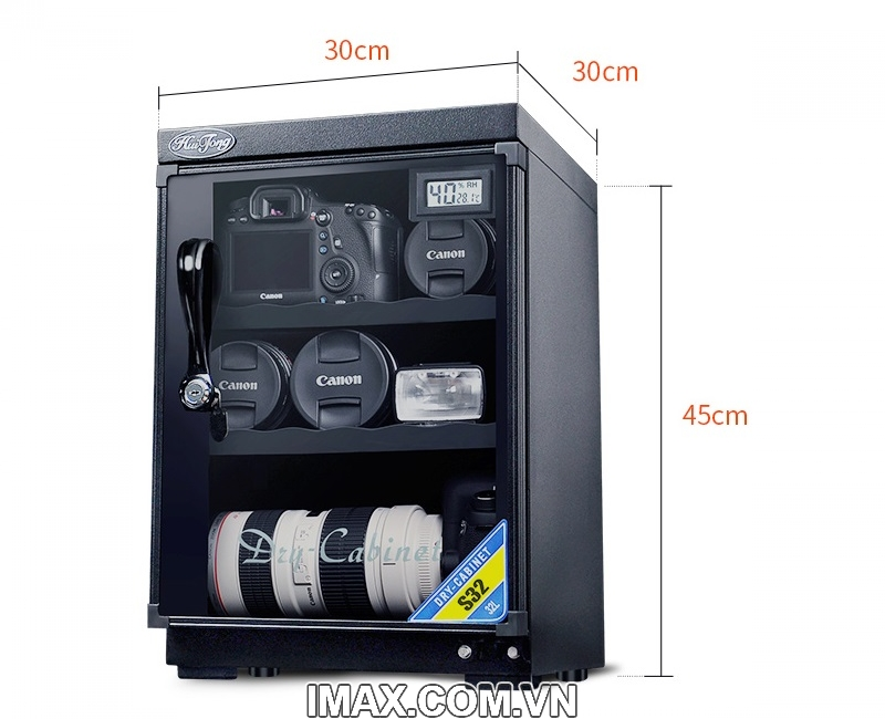 Tủ chống ẩm Drycabinet Huitong S-32 2