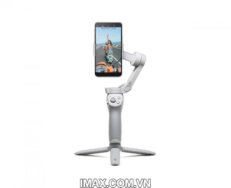 Thiết bị chống rung DJI Osmo Mobile 4 - Gimbal 3 trục cho điện  thoại - Hàng chính hãng 2