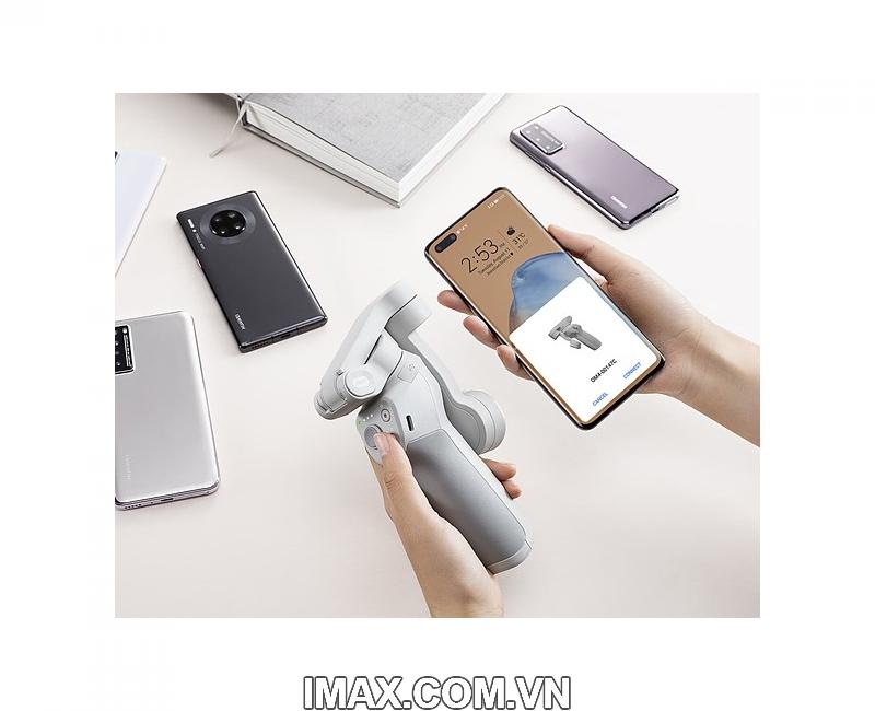 Thiết bị chống rung DJI Osmo Mobile 4 - Gimbal 3 trục cho điện  thoại - Hàng chính hãng 7