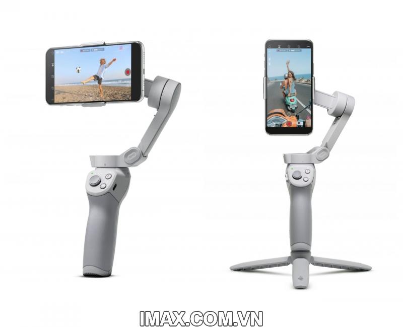 Thiết bị chống rung DJI Osmo Mobile 4 - Gimbal 3 trục cho điện  thoại - Hàng chính hãng 8