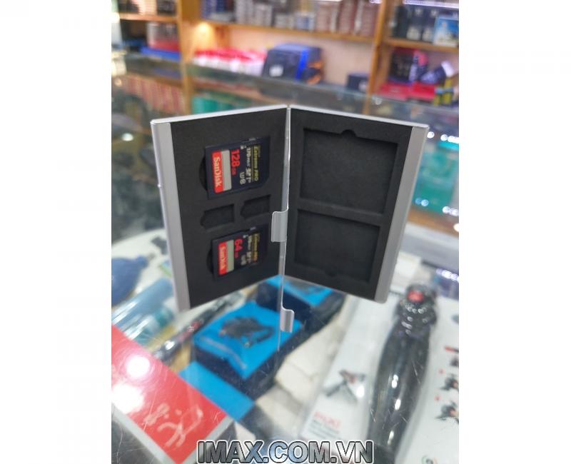 SanDisk SDXC 64GB 170/90 MB/s(Amazon-2020) Tặng Hộp đựng thẻ 3