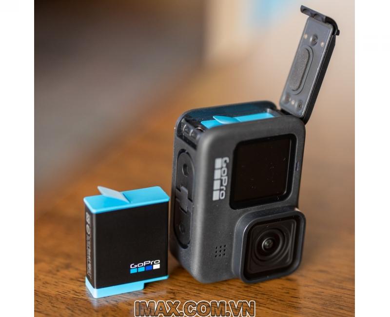 Bộ 1 pin 1 sạc đôi chính hãng GoPro Hero 9 Black 4