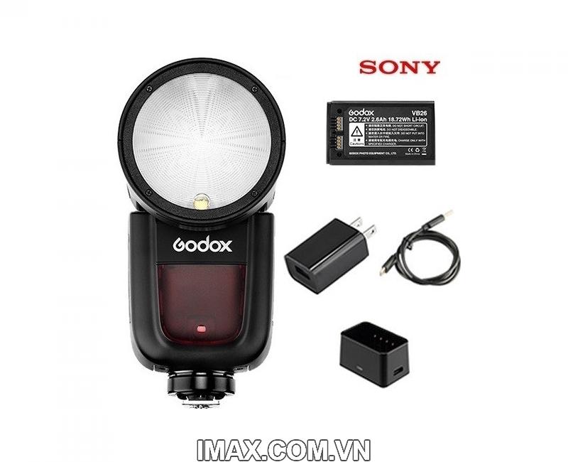 Đèn Flash Godox V1C cho Canon, Hàng nhập khẩu 8