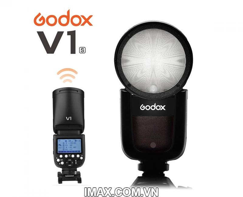 Đèn Flash Godox V1S cho Sony, Hàng nhập khẩu 7