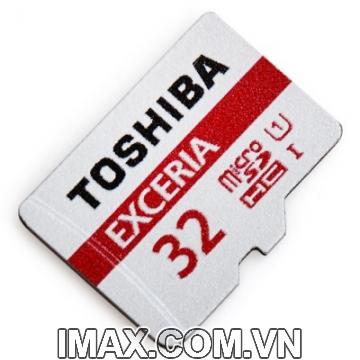 Thẻ nhớ Micro SDHC Toshiba 32GB class 10, UHS-I, 48MB/s