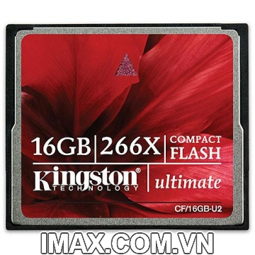 Thẻ nhớ CF Kingston 16GB 266X~40MB/s