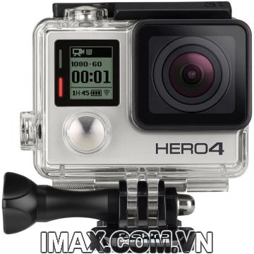 Gopro HERO4 Silver - Gopro Chính hãng, Tặng gói phụ kiện