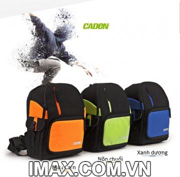 Ba lô máy ảnh Caden D5, 3 màu