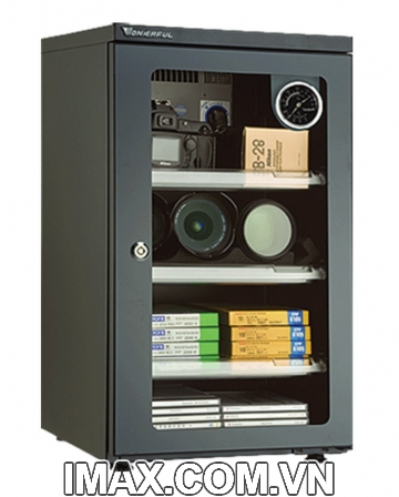 Tủ chống ẩm Wonderful AD-051CH, 55 Lít