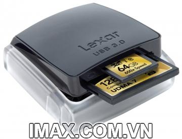 Đầu đọc thẻ Lexar Card Reader 3.0 Dual-Slot Reader