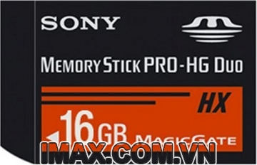 Sony Memory Stick Pro HG-Duo 16GB