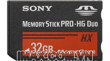 Sony Memory Stick Pro HG-Duo 32GB