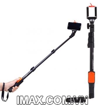 Yunteng 1288, Gậy tự sướng/ Chân monopod Yunteng 1288, dùng cho Gopro, máy quay, điện thoại, máy ảnh...
