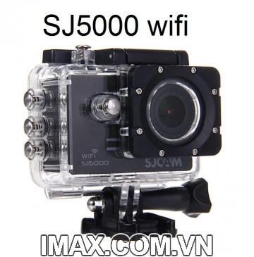 Camera SJCAM SJ5000 Wifi, LCD 2.0