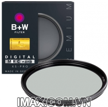 XS-Pro Digital HTC Circular Polarizer Kasemann MRC nano 49mm