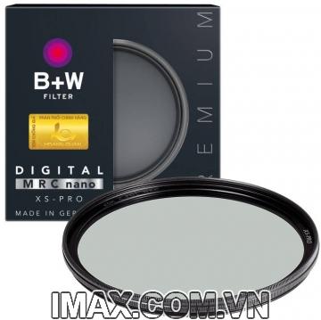XS-Pro Digital HTC Circular Polarizer Kasemann MRC nano 58mm