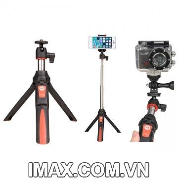 Tripod/Monopod/ Gậy Selfie Mefoto MK10