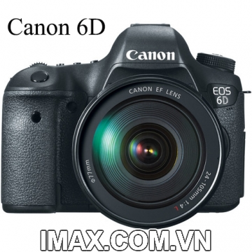 Canon 6D Kit EF 24-105mm F4L IS ( Hàng nhập khẩu )