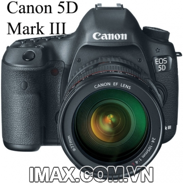 Canon 5d Mark III Kit 24-105mm F4L IS ( Hàng nhập khẩu )