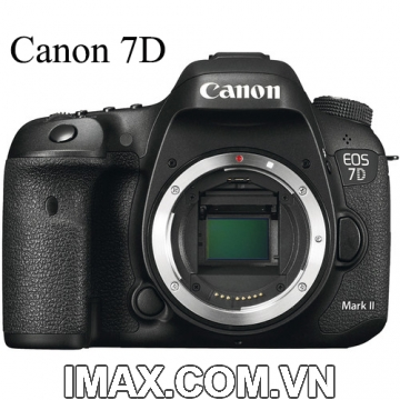 Canon 7D Mark II Body ( Hàng nhập khẩu )