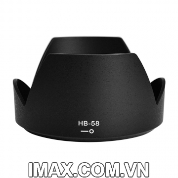 LOA CHE NẮNG - HOOD NIKON HB-58