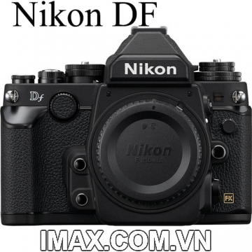 Nikon DF Black Body ( Hàng nhập khẩu )
