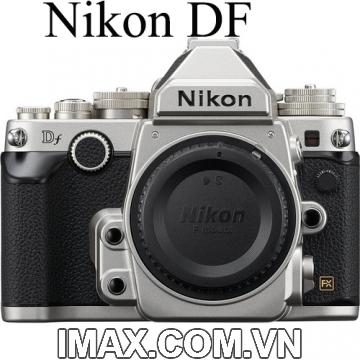 Nikon DF Silver Body ( Hàng chính hãng )