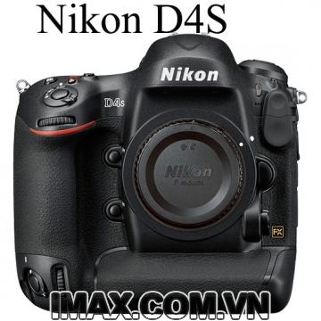 Nikon D4s Body ( Hàng nhập khẩu )