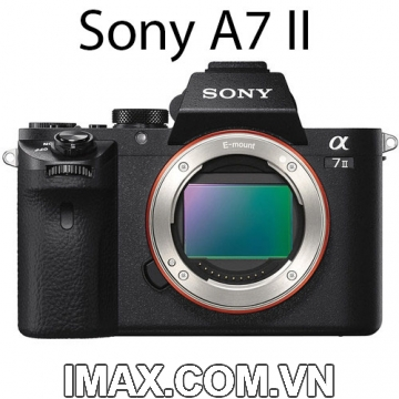 Sony Alpha ILCE A7 Mark II Body