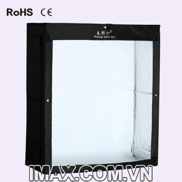 Hộp chụp sản phẩm CiYa CY-140 có đèn LED 140x120x50 cm)