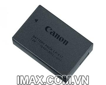 Pin Chính hãng Canon LP-E17 dùng cho CANON 77D, 750D, 760D, M3, M5 ,800D, M6, M3