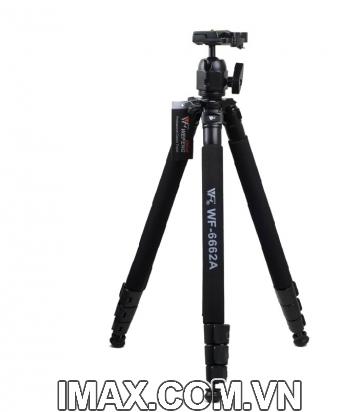 Chân máy ảnh Weifeng WT6662A