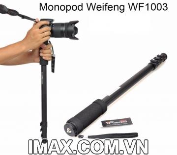 Chân máy ảnh Weifeng WT1003