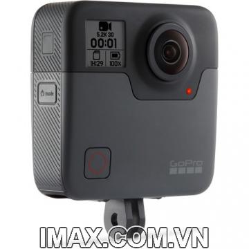 Máy quay Thực tế ảo Gopro Fusion 360 độ, 2 camera trước-sau. BH Chính hãng VN