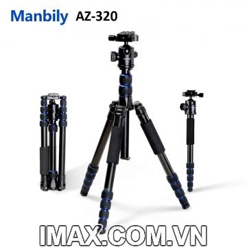 Chân máy ảnh Tripod/ Monopod Manbily AZ-320