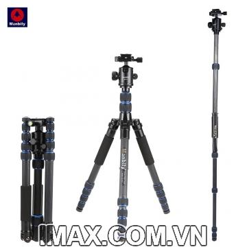Chân máy ảnh Tripod/ Monopod Manbily CZ-302, Carbon