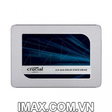 CứngSSD Crucial MX500 3D-NAND SATA III 2.5 inch 2TB