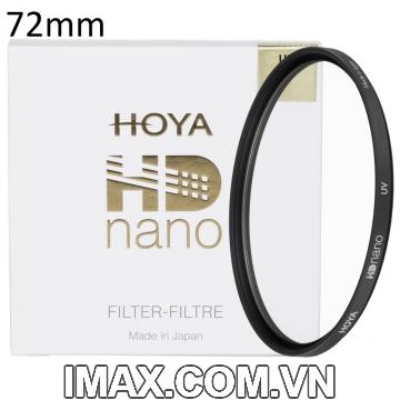 Kính lọc Hoya HD Nano UV(HD3) 72mm