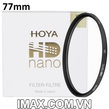 Kính lọc Hoya HD Nano UV(HD3) 77mm