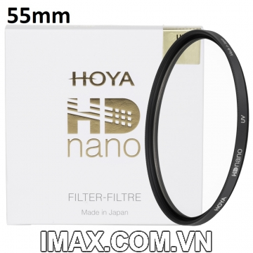 Kính lọc Filter Hoya HD Nano UV(HD3) 55mm