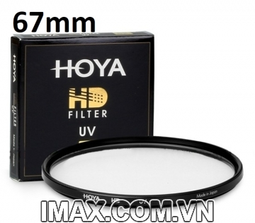 Kính lọc Filter Hoya HD UV 67mm