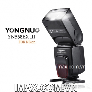 Đèn Flash Yongnuo YN568EX III For Nikon