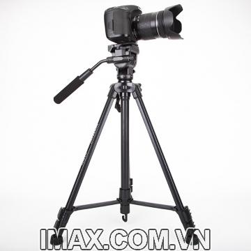 Chân máy ảnh Tripod Yunteng VTC-391RM